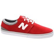 New Balance Numeric Brighton 344 Red/Grey Shoe