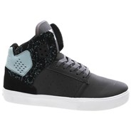 Atom Black/Splatter/Light Blue/White Shoe