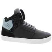 Atom Black/Splatter/Light Blue/White Shoe