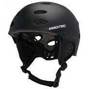 The Ace Wake Helmet - Rubber Black