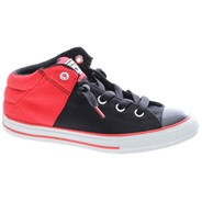 CT AS Axel Mid Kids Shoe - Black/Casino 647684C
