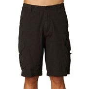 Slambozo Cargo Shorts - Black