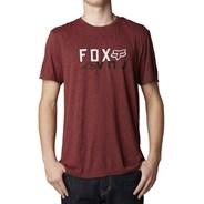 Ridge S/S T-Shirt - Red