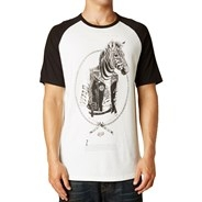 Diggler S/S T-Shirt - Vintage White