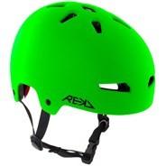 Elite Green/Black Helmet