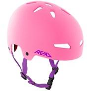 Elite Pink/Purple Helmet