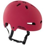 Elite Red/Black Helmet