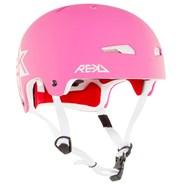 Elite Icon Pink/White Helmet