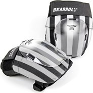 Grand Slams Zebra Knee Pads