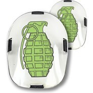 Cap Tatts - Grenade