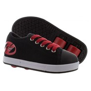 Fresh Black/Red Kids HX2 Heely Shoe