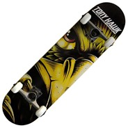 540 Signature Series - Evil Eye Gold Complete Skateboard