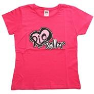 Logo S/S T-Shirt - Pink
