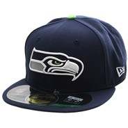 NFL On Field 59FIFTY Fitted Cap - Seattle Seahawks