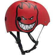 The Classic Helmet - Spitfire Red