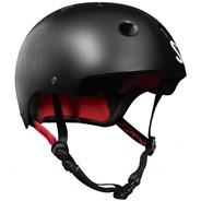 The Classic Helmet - Shadow Black