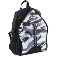 Camo Dual Inline Skate/Skateboard Backpack