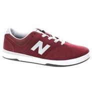 New Balance Numeric PJ Stratford 533 Burgundy Suede Shoe