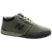 New Balance Numeric Brighton HI LN 347 Olive N-Dure Shoe