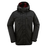 Monrovia Insulated Jacket - Black