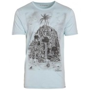 Visible Muerta S/S T-Shirt - Dry Vintage