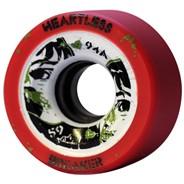 Breaker 94a Derby Roller Skate Wheels- Tangerine