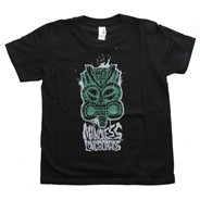 Logo Children's T-Shirt- Green