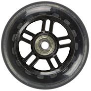 Original Street 100mm Scooter Wheels and Bearings - Black