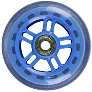 Original Street 100mm Scooter Wheels and Bearings - Sky Blue
