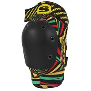 Scabs Elite Knee Pads - Hypno Rasta