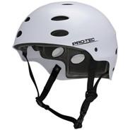 The Ace Water Helmet - Satin White