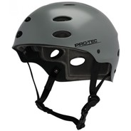 The Ace Water Helmet - Satin Grey