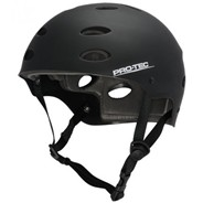 The Ace Water Helmet - Rubber Black