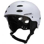 The Ace Wake Helmet - Satin White