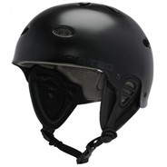 The B2 Wake Helmet - Satin Black
