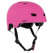 T35 Matt Pink Grom Kids Skate/BMX Helmet