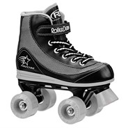 Firestar V2.0 Black Quad Roller Skates
