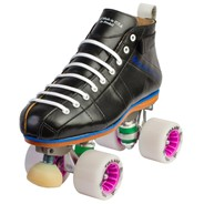 Streak Sports Blue Quad Roller Skates