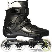 14 FR 1 Deluxe 80 Inline Skates - Black