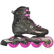 Seba 15 Trix 2W Inline Skates - Black/Pink