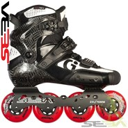 15 Pro IGOR 10 Limited Edition Inline Skates - Black/White