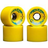 Helion Wheels Yellow - 66mm/78a