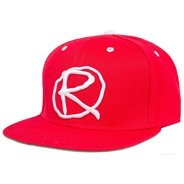 Rampworx Snapback LE 97.1 Cap Red/Red/Red
