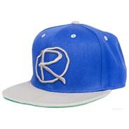 Rampworx Snapback LE 97.4 Cap Blue/Blue/Grey