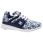 Heathrow SE Blue Print Womens Shoe