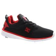 Heathrow Kids Black/Red Shoe