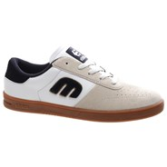 Lo-Cut White/Navy/Gum Shoe