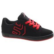Fader LS Kids Black/Black/Red Shoe
