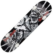 Stage 1 Tony Hawk Falcon III 7.75 Complete Skateboard - Black