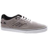 The Reynolds Low Vulc Grey/Black Shoe